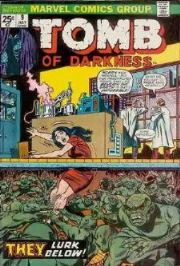 Tomb Of Darkness Comics